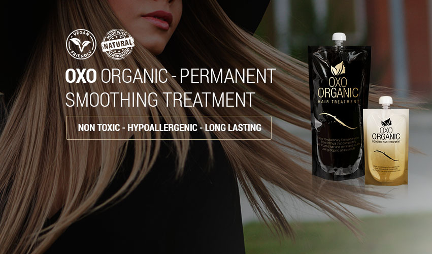 oxo hair smoothing treatment